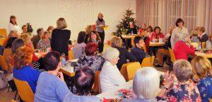 Weihnachtsfeier - Vortrag Rothwein